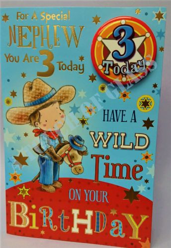 Nephew Great Birthday Cards